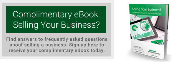 Complimentary eBook: Selling Your Business