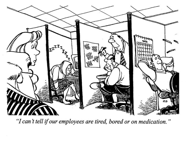 Unmotivated Employees