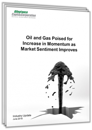 Allegiance Capital - Oil and Gas Industry Update