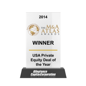 M&A Atlas USA Private Equity Deal of the Year 2014 Awards
