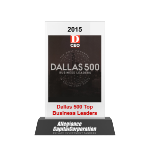 DCEO Top 500 Leaders 2015 Awards