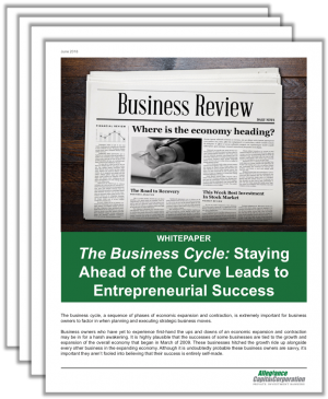 Allegiance Whitepaper business cycle