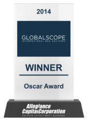 2014 GlobalScope Winner