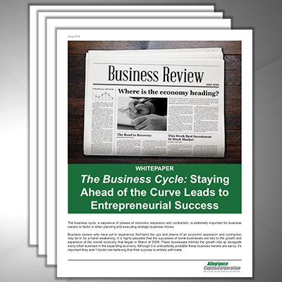 Allegiance Business Cycles Whitepaper